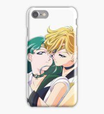 Uranus and Neptune iPhone Case/Skin