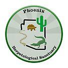 Phoenix Herpetological Sanctuary Logo by PhoenixHerp