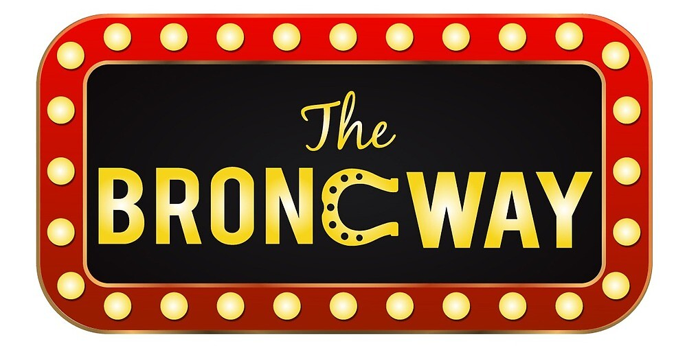 The Broncway Logo by Broncway