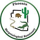 Copy of Phoenix Herpetological Sanctuary Logo by PhoenixHerp