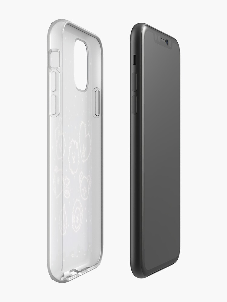 coque iphone 6 2 partie - Coque iPhone « bt21 étoiles », par okMafia
