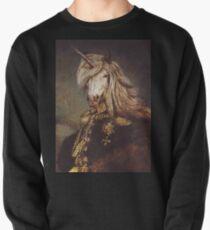 The Count of Wonderland Pullover Sweatshirt