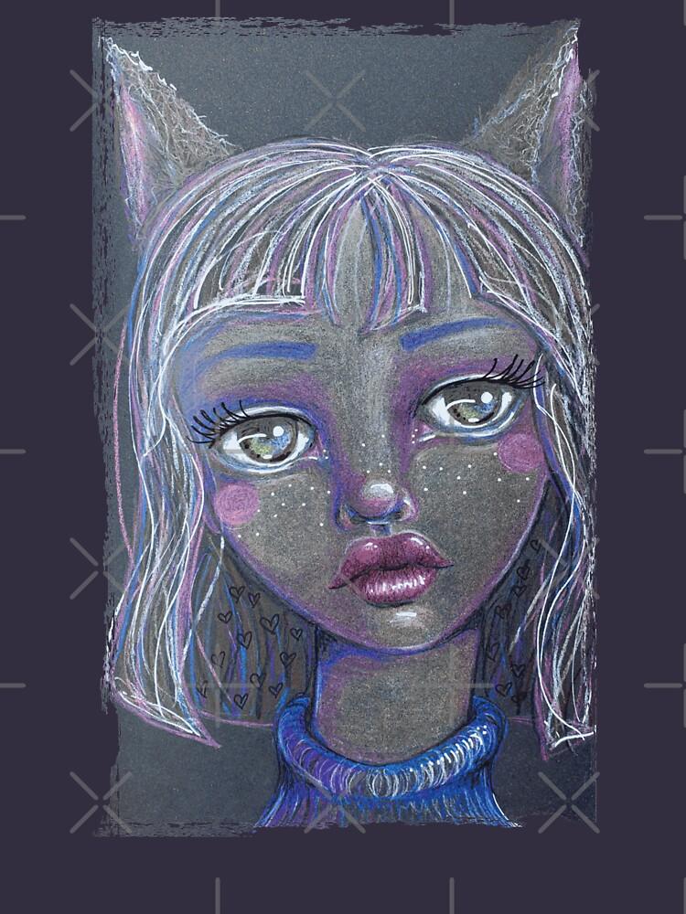 Kitty by LittleMissTyne