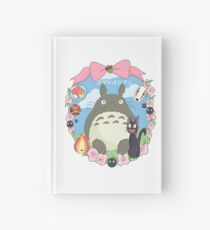 Studio Ghibli Design Hardcover Journal