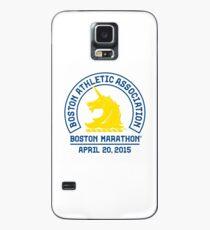 Boston Marathon 2015 Hülle & Klebefolie für Samsung Galaxy