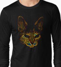 Bad kitty kitty Long Sleeve T-Shirt
