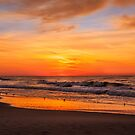 EARLY DAWN IN OCEAN CITY NJ by RGHunt