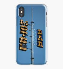 Motel / Bar iPhone Case/Skin