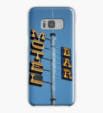 Motel / Bar Samsung Galaxy Case/Skin