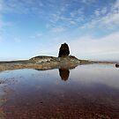 Black Nab- Saltwick Bay by mikebov