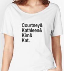 Grunge Girls  Women's Relaxed Fit T-Shirt