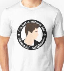 Calibraska Quote Unisex T-Shirt