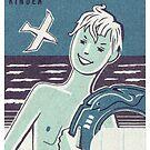 Beach Boy...fabulous 1950s by edsimoneit