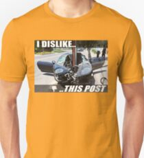 I Dislike This Post | Ferrari Unisex T-Shirt