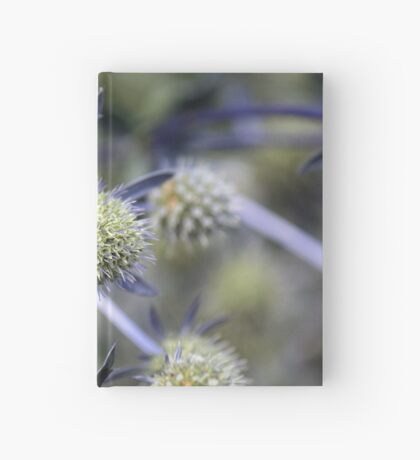 Sea Holly Hardcover Journal