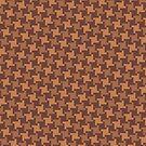 "TownsTooth Pattern ""Sherlock Holmes"" by Mautner Design by mautnerdesign"
