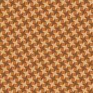 """TownsTooth Pattern """"Sandy Seventies"""" by Mautner Design by mautnerdesign"""