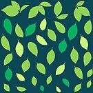 Lemon Leaves by 13KtDesigns