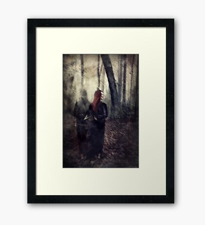 The Forgotten One Framed Print