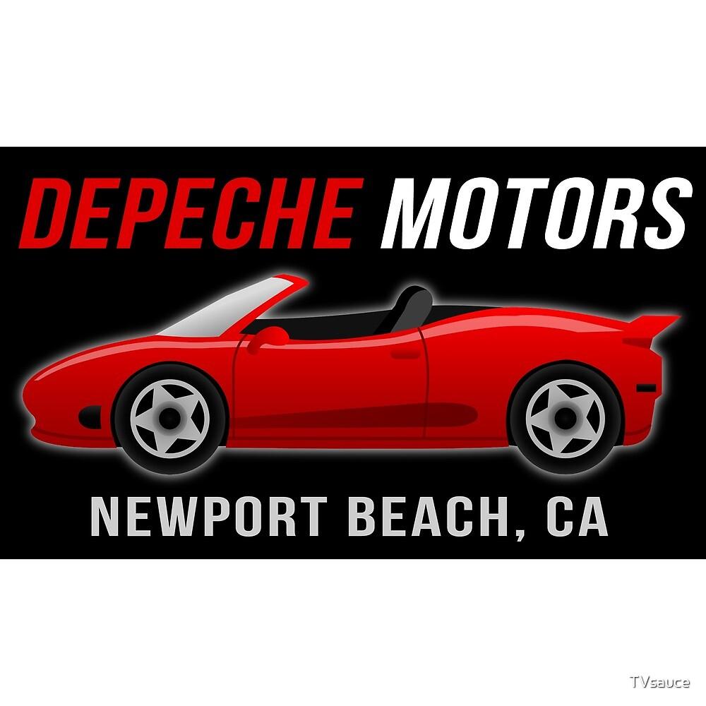 Depeche Motors by TVsauce