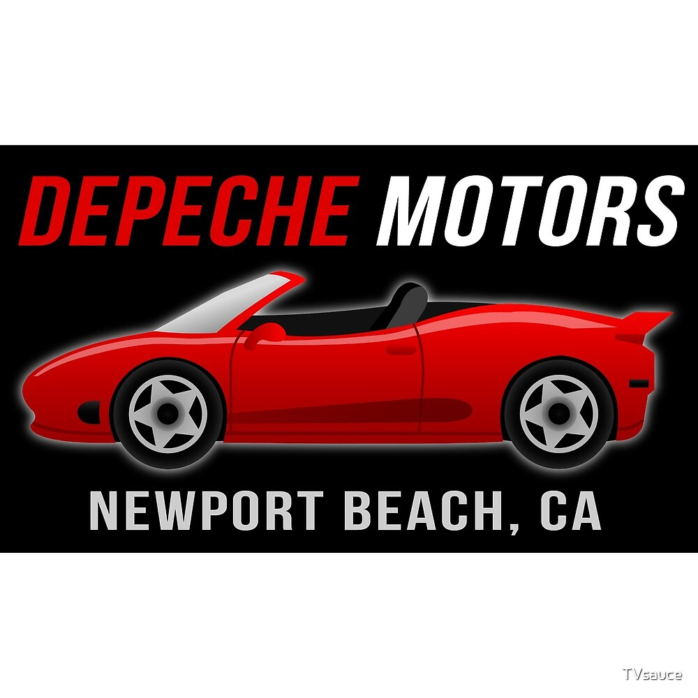 Depeche Motors by TVsauce