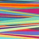 Fruit Stripes by Mautner Design by mautnerdesign