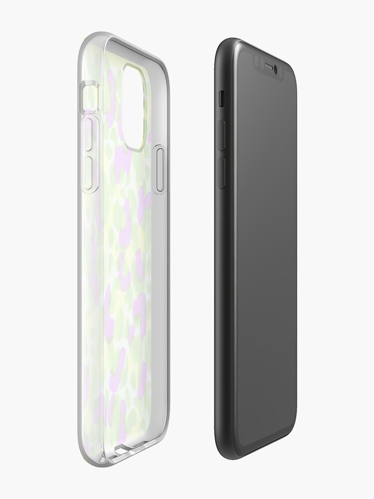 Coque iPhone « Obsessive Mess Neon », par chantellerose92