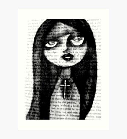 book.graphite.me.one Art Print