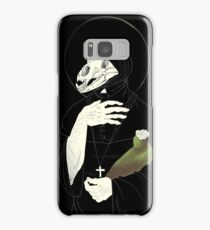 patron saint of bleached bones Samsung Galaxy Case/Skin