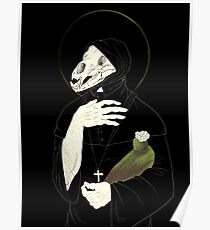 patron saint of bleached bones Poster