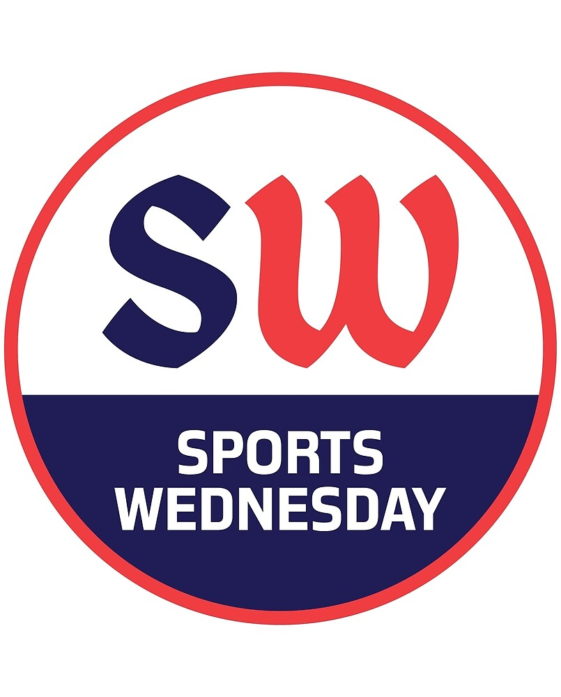Sports Wednesday Official Blood n' Blue Logo by peterwbrown
