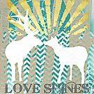 Love Shines by Sarah  Bloom Kinser