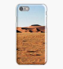 Sculptural Dunes, Namibia iPhone Case/Skin