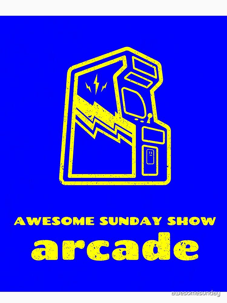 Arcade by awesomesunday
