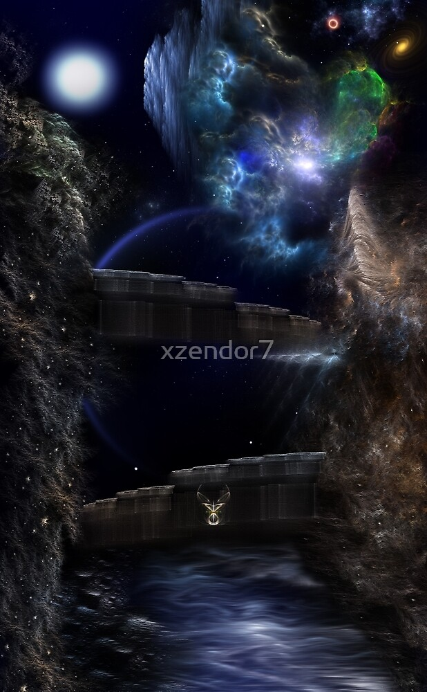 View To The Heavens by xzendor7