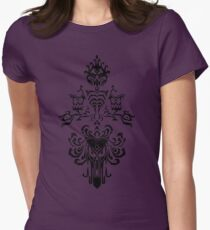 Haunted Mansion Wallpaper Design                         T-Shirt