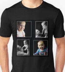 Family Portraits by Shevaun T-Shirt