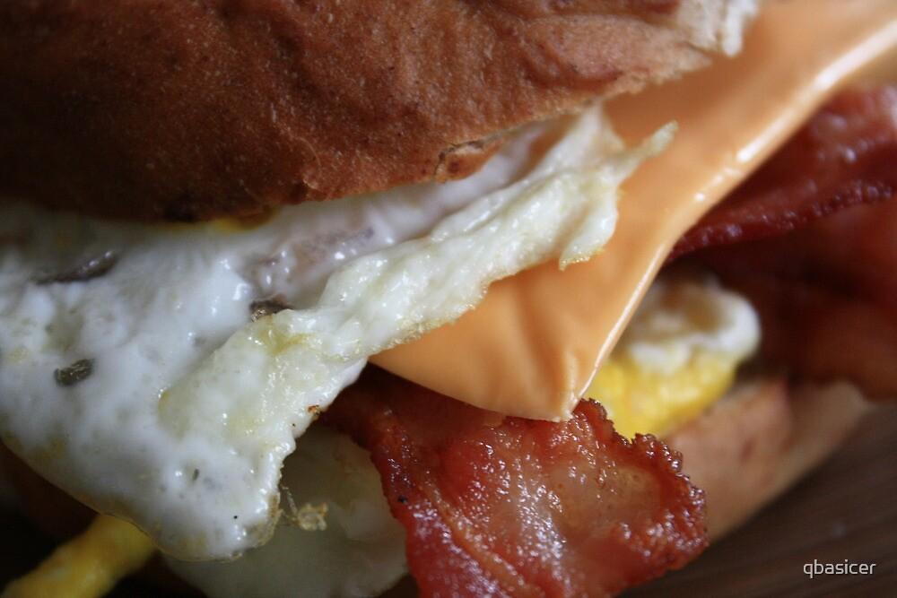 Bagley Bacon Cheesy Eggy Goodness by qbasicer