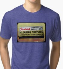 furbish cleaners Tri-blend T-Shirt