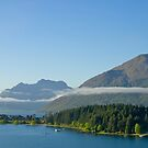 Early morning, Queenstown, South Island, NZ. by johnrf