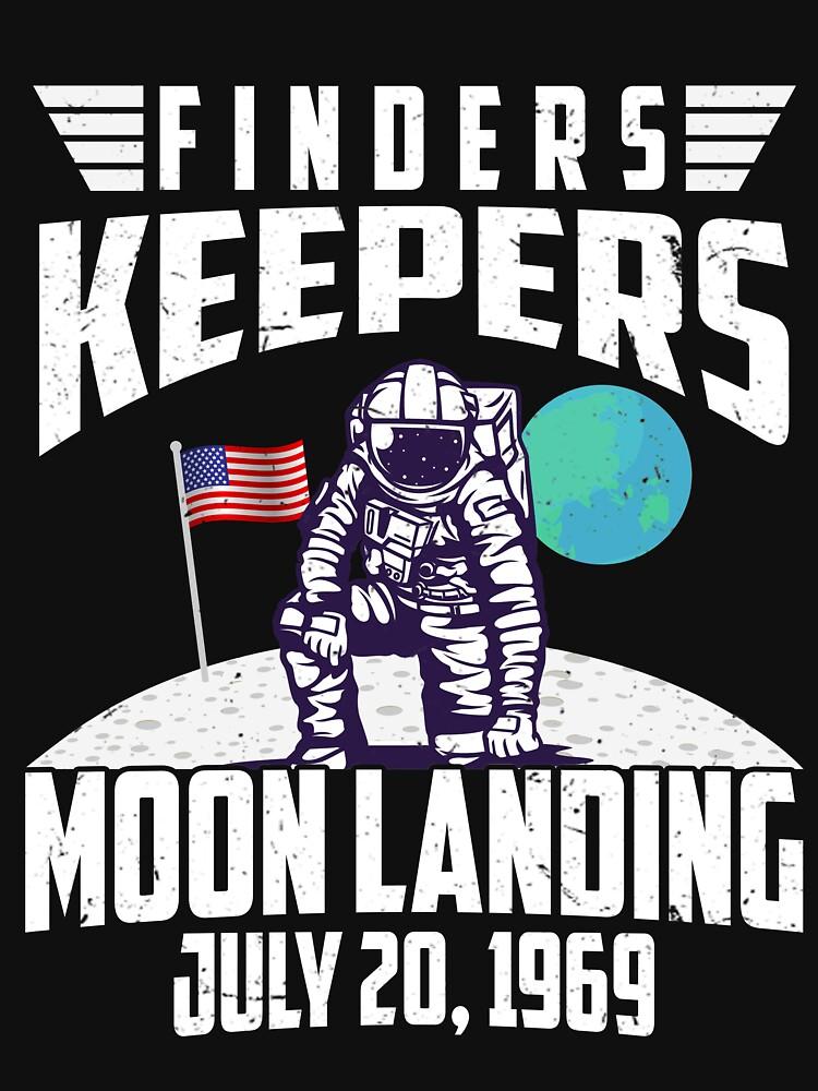Finders Keepers Apollo 11 50th Anniversary Moon Landing 1969 von despicav