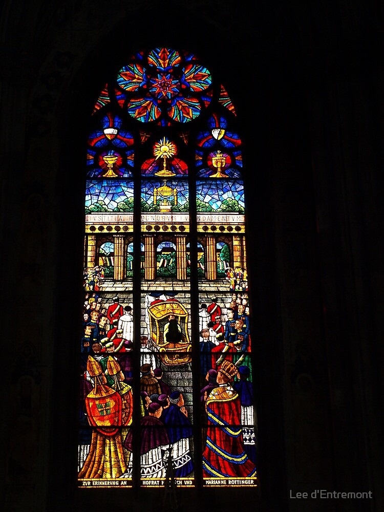Voltivkirche by Lee d'Entremont