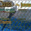 Roman Mythology - Ceres, Goddess of Agriculture by A.J. Bruner