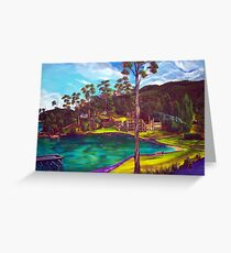 Port Arthur - Tasmania Greeting Card