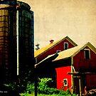 Griswold Farm in Oil by Debbie Robbins