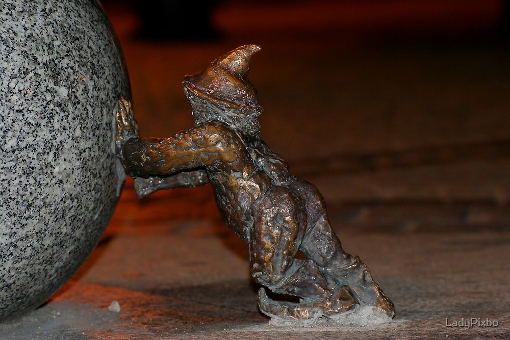 Dwarf... by LadyPixbo