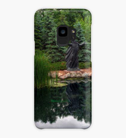 Leo Mol Sculpture Gardens Case/Skin for Samsung Galaxy
