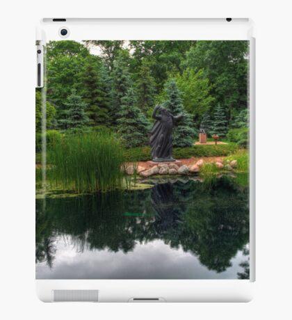 Leo Mol Sculpture Gardens iPad Case/Skin