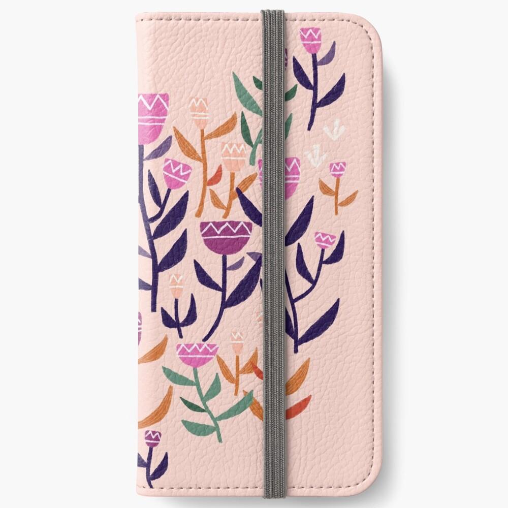 folk field iPhone Wallet