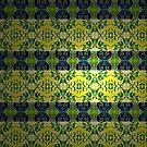 Pattern 5 - Millennium Linoleum by PQXRibber